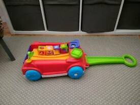 Fisher-Price Pull Along Truck