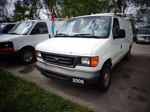 2006 Ford E-150 Econoline