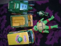 ninja turtles toy bundle