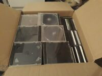 Empty CD cases / boxes / covers