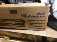 Hostess Buffet Server HO392 Brand New