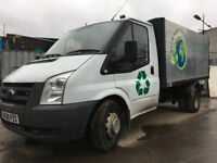 RSVM SERVICES LTD Rubbish collection, Waste disposal, Junk clearance.