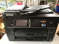 EPSON WF7620 WIRELESS PRINTER