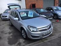 Vauxhall Astra 1.4 Life *** ESTATE *** ONLY 62,000 MILES! ***