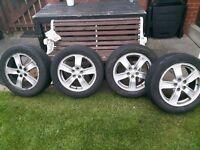 Toyota Avensis 16' alloy wheels
