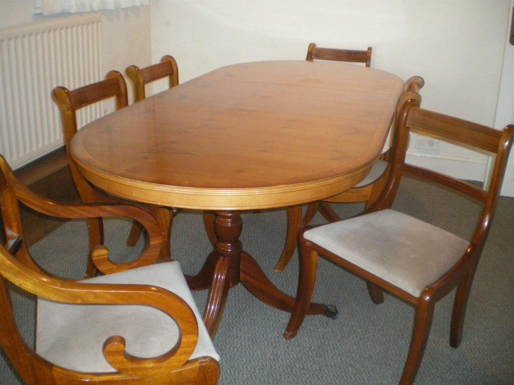 Dining Table and Chairs in Swanage Dorset Gumtree : 86 from www.gumtree.com size 1024 x 768 jpeg 81kB