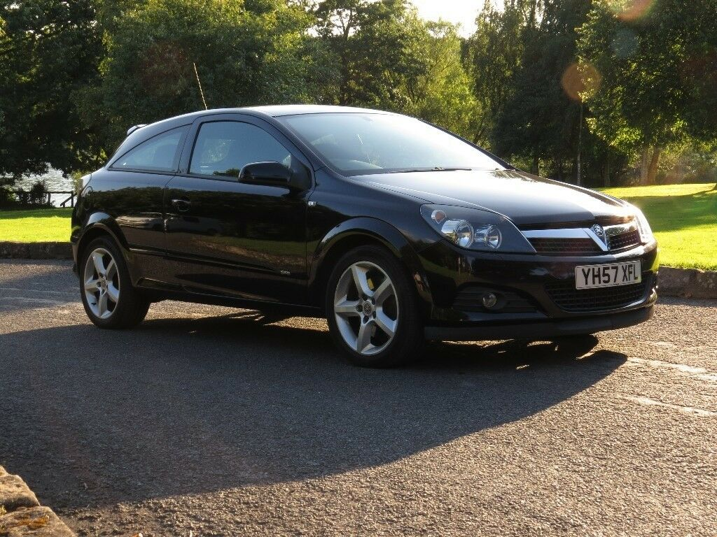 Vauxhall Astra 1.9 CDTi 16v SRi Sport Hatch 3dr