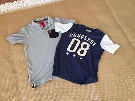 Luke & Converse T shirts