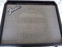 Fender guitar amp cab. Empty cabinet suit valve amp rehousing project