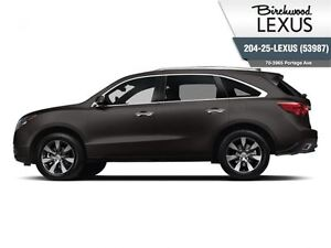 2014 Acura MDX Elite *Accident Free*