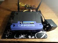 Linksys Wireless-G 2.4Ghz Router
