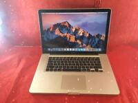 Macbook Pro 15inch A1286 2.66Ghz Intel core i7 6GB Ram 640GB 2010+WARRANTY, NO OFFERS