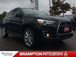 2014 Mitsubishi RVR GT (PANORAMIC ROOF! ONE OWNER!)