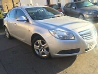 VAUXHALL INSIGNIA 2.0 DIESEL EXCLUSIVE AUTOMATIC 2011 (61) 130BHP FULL HISTORY 2 KEYS EX PCO CAR