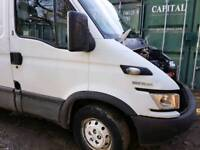 Iveco daily spare parts. 2005 iveco daily van