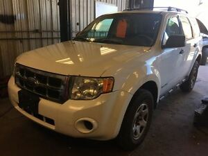 2008 Ford Escape XLS  CALL 519 485 6050 CERTIFIED