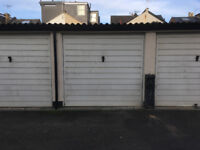 SECURE LOCK UP GARAGE FOR SALE IN NORTH KINGSTON. UP AND OVER METAL DOOR