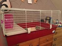 Large 3ft Rabbit / Guinea Pig Cage