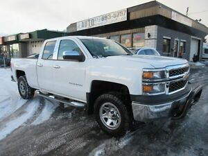 2014 Chevrolet Silverado 1500 LT - Under 415$/month + taxes (O.A