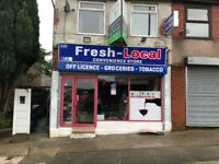 FREEHOLD Tenanted Commercial/Residential Property For Sale - Business Shop Included - Large Land