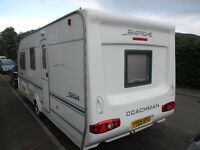 Coachman Pastiche 2004 4 berth family caravan all ready to go touring (must sell this weekend )