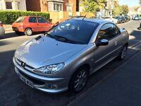 Peugeot 206 CC 2006