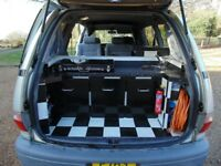 Toyota Emina 2.2TD Camper / Campervan / MPV Beautifully Created & Maintained FSH Long MOT