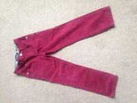 Boden trousers age 6