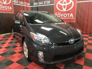 2010 Toyota Prius HYBRID ONLY 10,012 KM'S PER YEAR !!!
