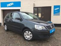 Volkswagen VW Polo 1.2 5dr 2009(59) - 12 Months MOT / Service upon sale!