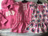 Baby clothes 0-3,dresses new 3-6 gap jacket