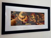 Terry Bradley print- Love Club