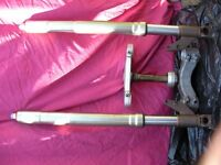 Ducati 916 Forks with Yokes etc.