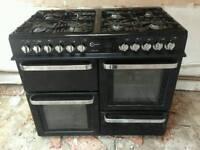 Flavel aspen 100 8 burner cooker