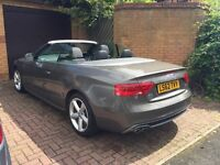 Audi A5 S Line New Shape 33k only with FSH Heated Leather Sat Nav L@@K