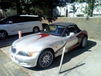 bmw z3 1.8ic convertible