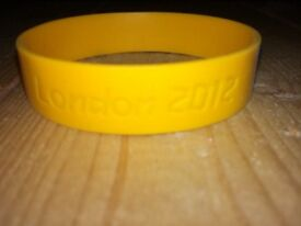 London 2012 Coca Cola Olympic wristband