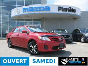2011 Toyota Corolla CE AUTO AIR MAGS DÉMARREUR
