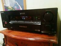 Sony Amp/tuner and speakers