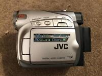 JVC Mini DV Palm size Camcorder