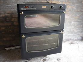 Stoves Double Built-in Gas Oven