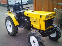 2160 COMPACT TRACTOR ISEKI FULLY RESTORED