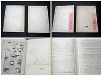 Libri Giapponesi Haruna Kinzan - Raccolta Dei Disegni Nuovi E Antichi Vol.1-2 -  - ebay.it