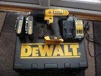 DEWALT 18V DCD776 POWER DRILL