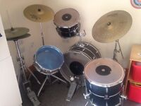 Premier Drum Kit with Beverly Snare