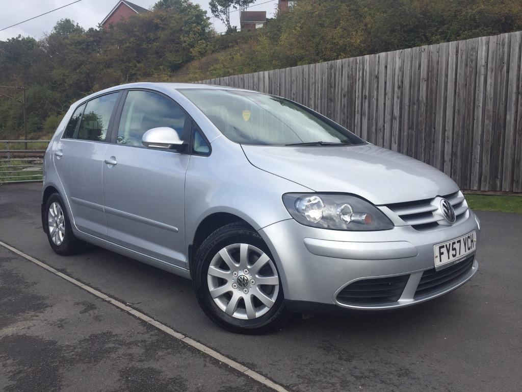 2007 Volkswagen Golf Plus 1.6 FSI **1 OWNER FROM NEW FULL VW HISTORY** not focus auris cmax astra