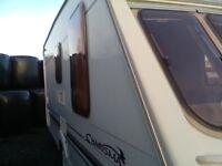 Swift Charisma 235 Caravan 2 Berth