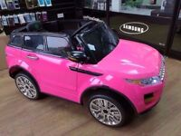 RANGE ROVER 4X4 KIDS ELECTRIC RIDE ON CAR BRAND NEW