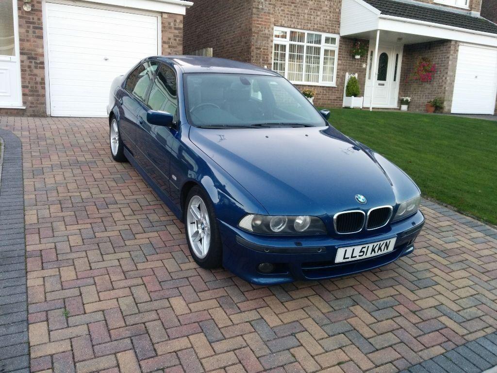 2001 E39 BMW 530i M Sport For Sale Rare Manual 5