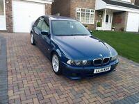 2001 (e39) BMW 530i M Sport For Sale – Rare Manual (5 Series 520 523 525 528 530 535 540 M5)